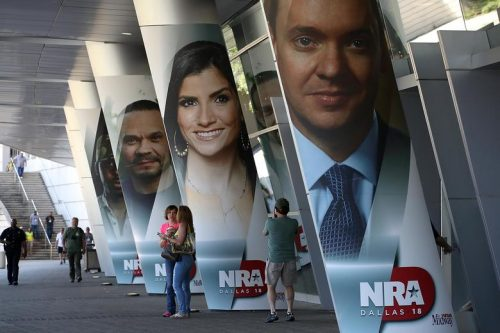 NRA Says it Is Facing a Financial Crisis Twitter Users Send &ldquoThoughts & Prayers