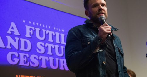 Netflix axes Michelle Wolf and Joel McHale talk shows