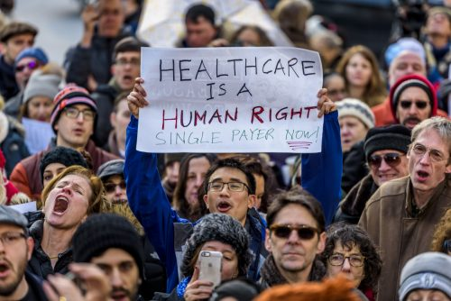 Once Its Greatest Foes Doctors Are Embracing SinglePayer