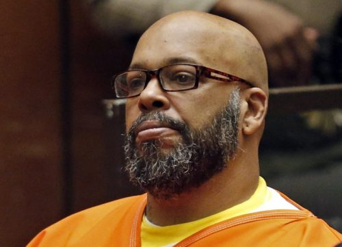 The Latest Prison sentence handed down to Suge Knight