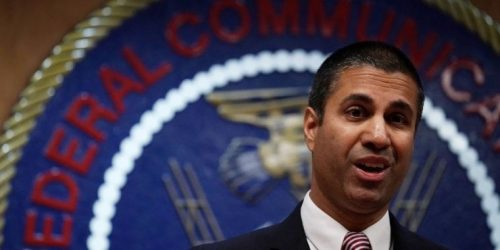 """getty ajit pai 760x380 500x250 FCC tells court it has no """"legal authority"""" to impose net neutrality rules"""