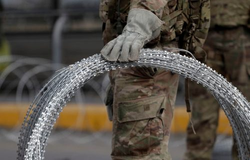Trumps border deployments could cost 200 million by yearend