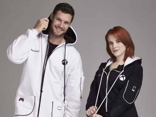 xbox oneies 500x375 The ridiculous Xbox Onesie is back – and this time you can buy one