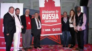 NRA says 2015 Moscow trip wasnt official Emails photos reveal gun groups role