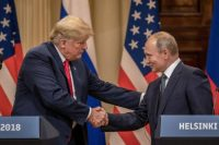 Mueller draft report says Trump helped Putin destabilize the United States Watergate journalist says