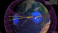 SpaceX seeks FCC approval for up to a million Starlink satellite earth stations
