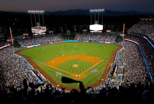 A baseball killed a woman at Dodger Stadium MLBs first foul-ball death in nearly 50 years
