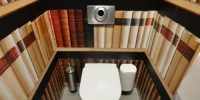 High-tech toilet seat monitors your heart as you sit on the can