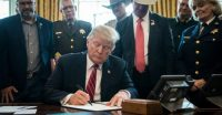 Trump Issues First Veto After Congress Rejects Border Emergency