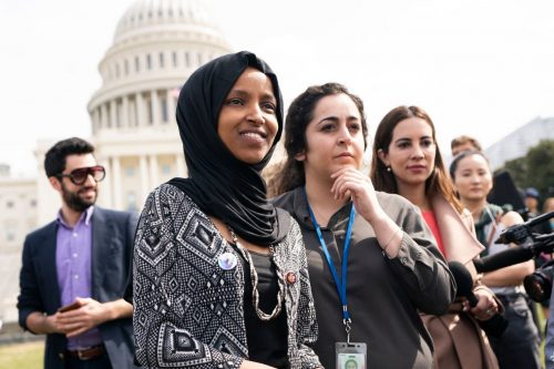 Opinion  Ilhan Omar We must apply our universal values to all nations Only then will we achieve peace