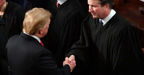 Kavanaugh Ethics Complaints Once Again Dodge Ruling In The 10th Circuit