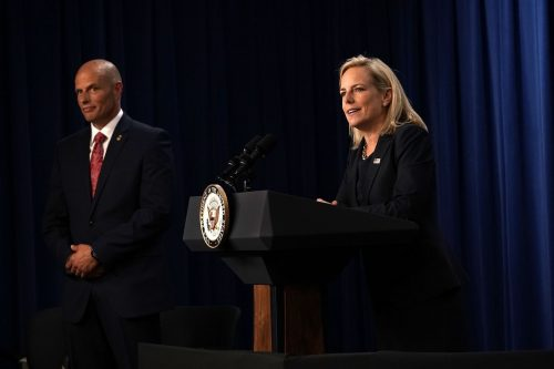 Before Trumps purge at DHS top officials challenged plan for mass family arrests