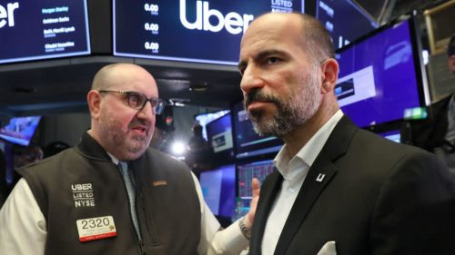 Congratulations to Uber the Worst Performing IPO in US Stock Market History