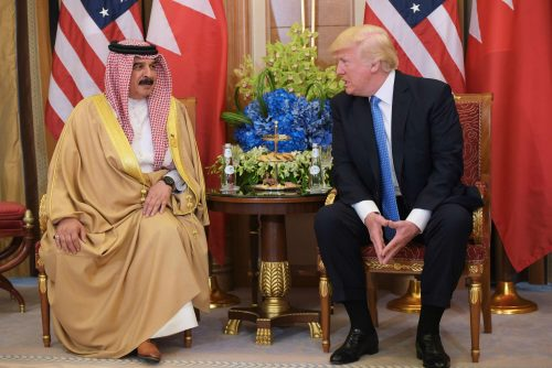 Trump invokes emergency powers to sidestep congress and sell arms to Saudi Arabia