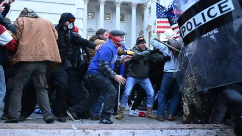 Fox News Blocks the Blue, Refuses to Air Ad Featuring Police Officers Condemning Capitol Riot