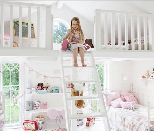 1023 Best Images About Kid Bedrooms On Pinterest: יום 17: מתנפלים על חדר הילדים