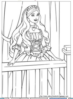 3373-barbie-coloring-pages-דפי-צביעה-ברבי