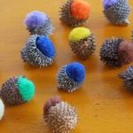 3376-felted-acorns-בלוטי-צמר