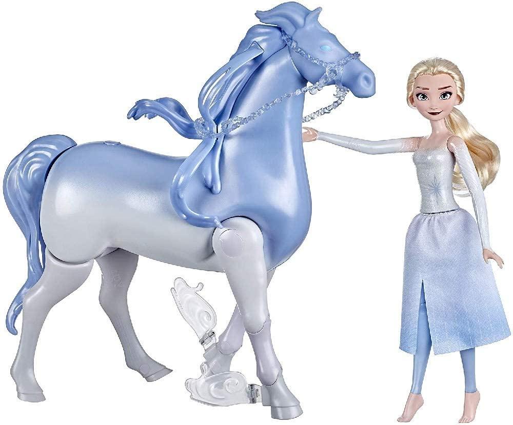 Disney characters Frozen Elsa & Nokk girls blue 2-piece - Internet-Toys