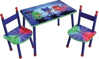 Disney PJ Masks table with junior chairs - Internet-Toys