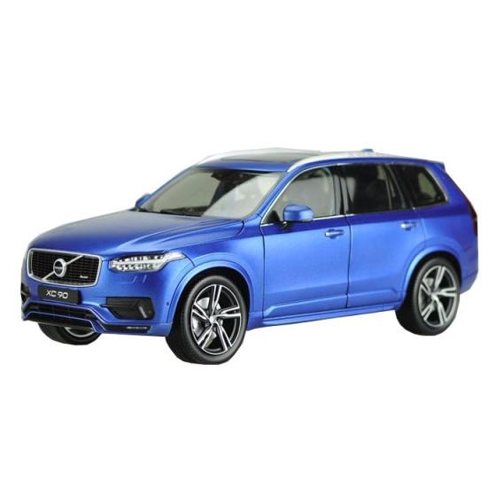 Welly schaalmodel Volvo 2015 XC90 blauw  InternetToys