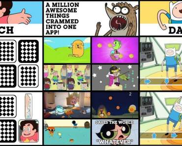 Games App Cartoon Network.