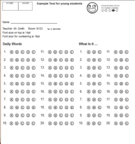 Assessment Help at Internet for Classrooms, Practice Exams