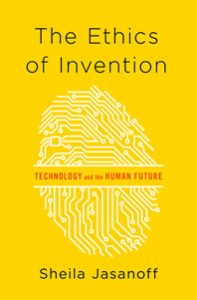 Couverture du livre Ethics of Invention
