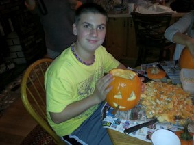 Cameron and his creation