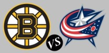 Bruins v Blue Jackets