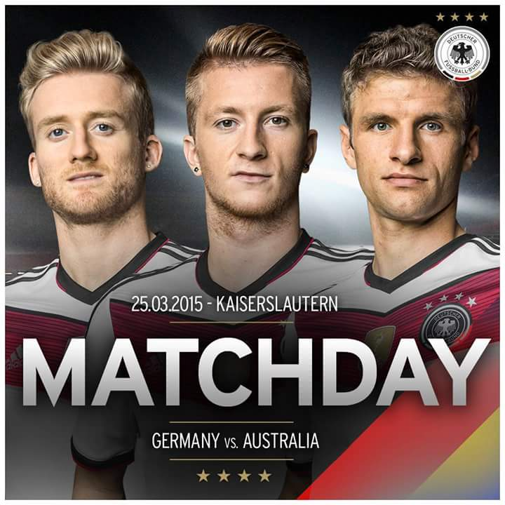 Germany Gameday