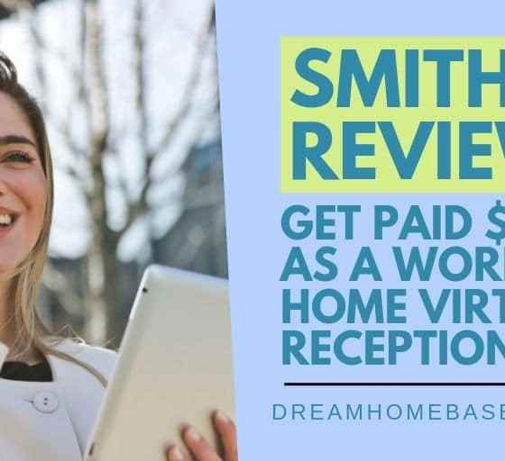 Get Paid $10/hr as a Work from Home Virtual Receptionist