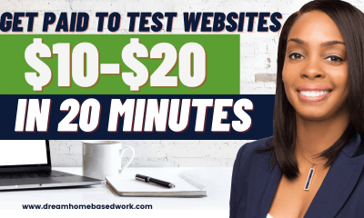 5 Easy Online Website Testing Jobs from Home in 2021