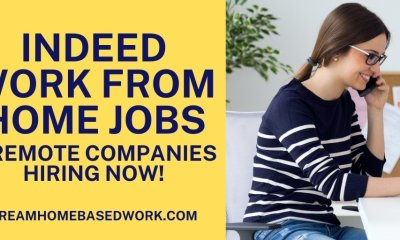 5 Remote Companies Hiring Now!