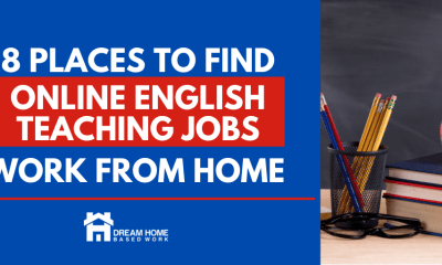 8 Places To Find Online English Teaching Jobs from Home