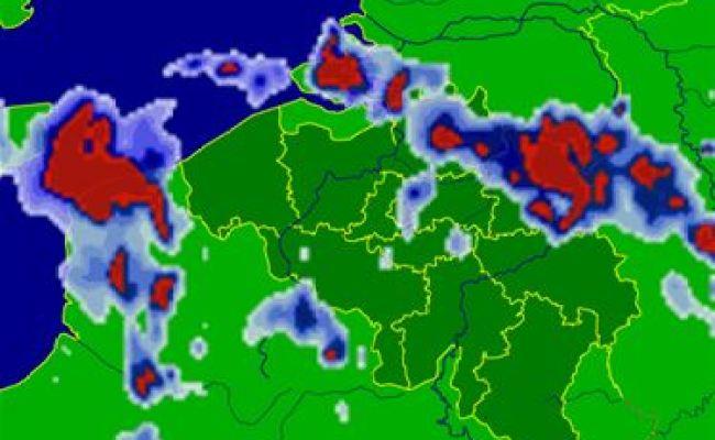 Lommel Weersverwachting Code Oranje In Limburg Vandaag