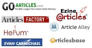 Top Article Directories