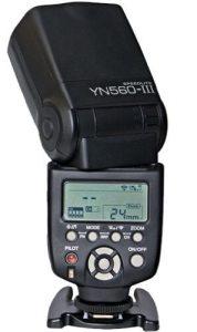 Yongnuo Professional YN 560 III Canon External Flash