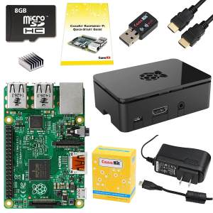 CanaKit Raspberry Pi 2 Complete Starter Kit