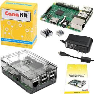 CanaKit Raspberry Pi 3 Kit