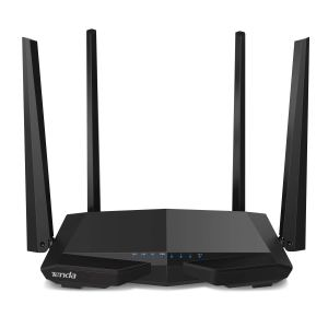 Tenda AC6 AC1200 Dual Band WiFi Router for 100Mbps