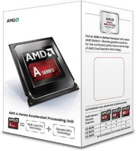 AMD A Series 3.7 GHz