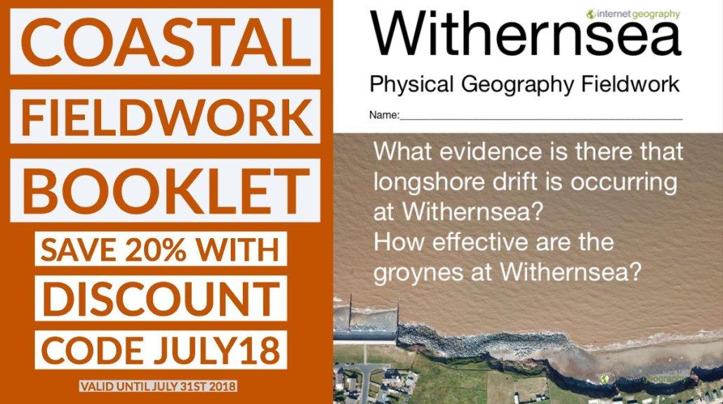 Fieldwork booklet advert
