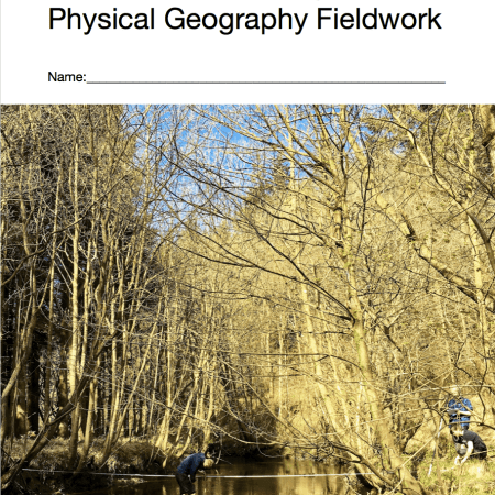 Fieldwork booklet