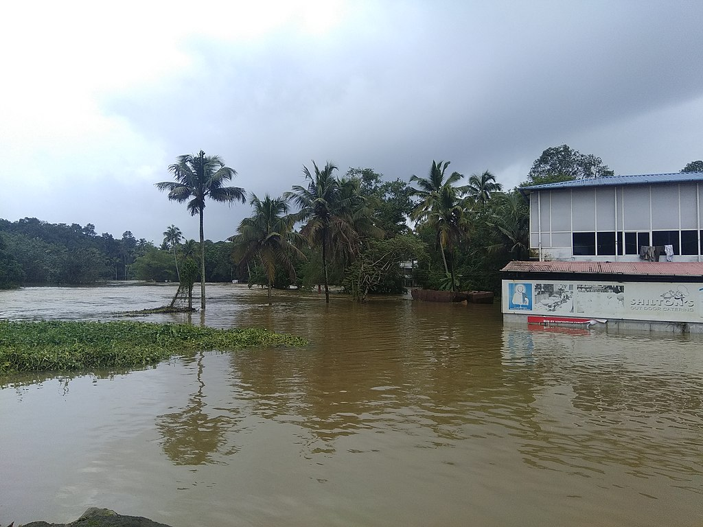 Kerala flood case study
