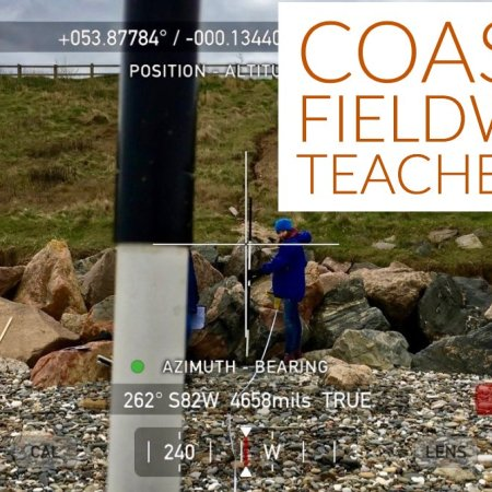 Coastal Fieldwork Teacher CPD