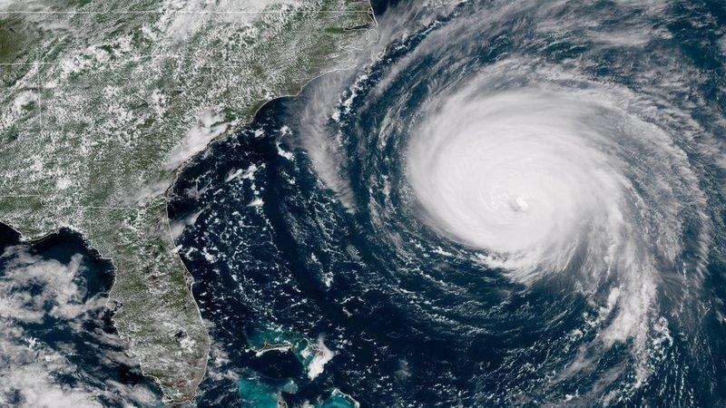Hurricane Florence Case Study