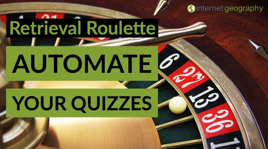 Retrieval Roulette