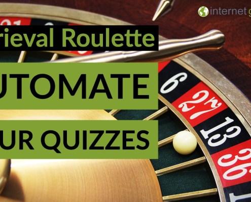 Retrieval Roulette