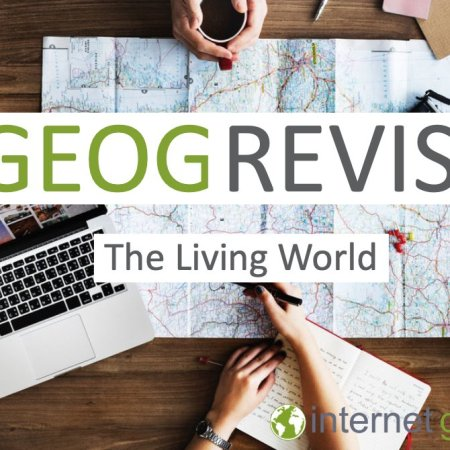 GEOGREVISE The Living World
